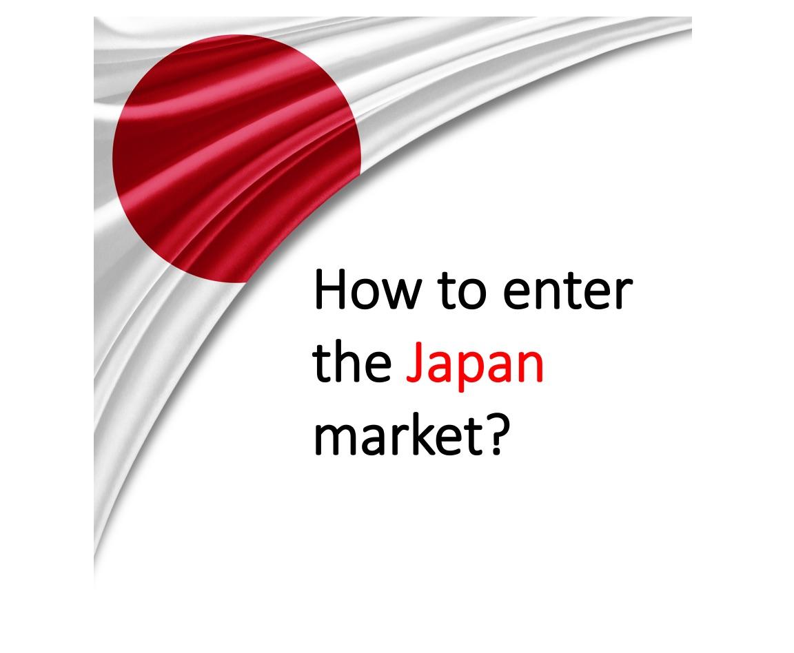 Japan market entry